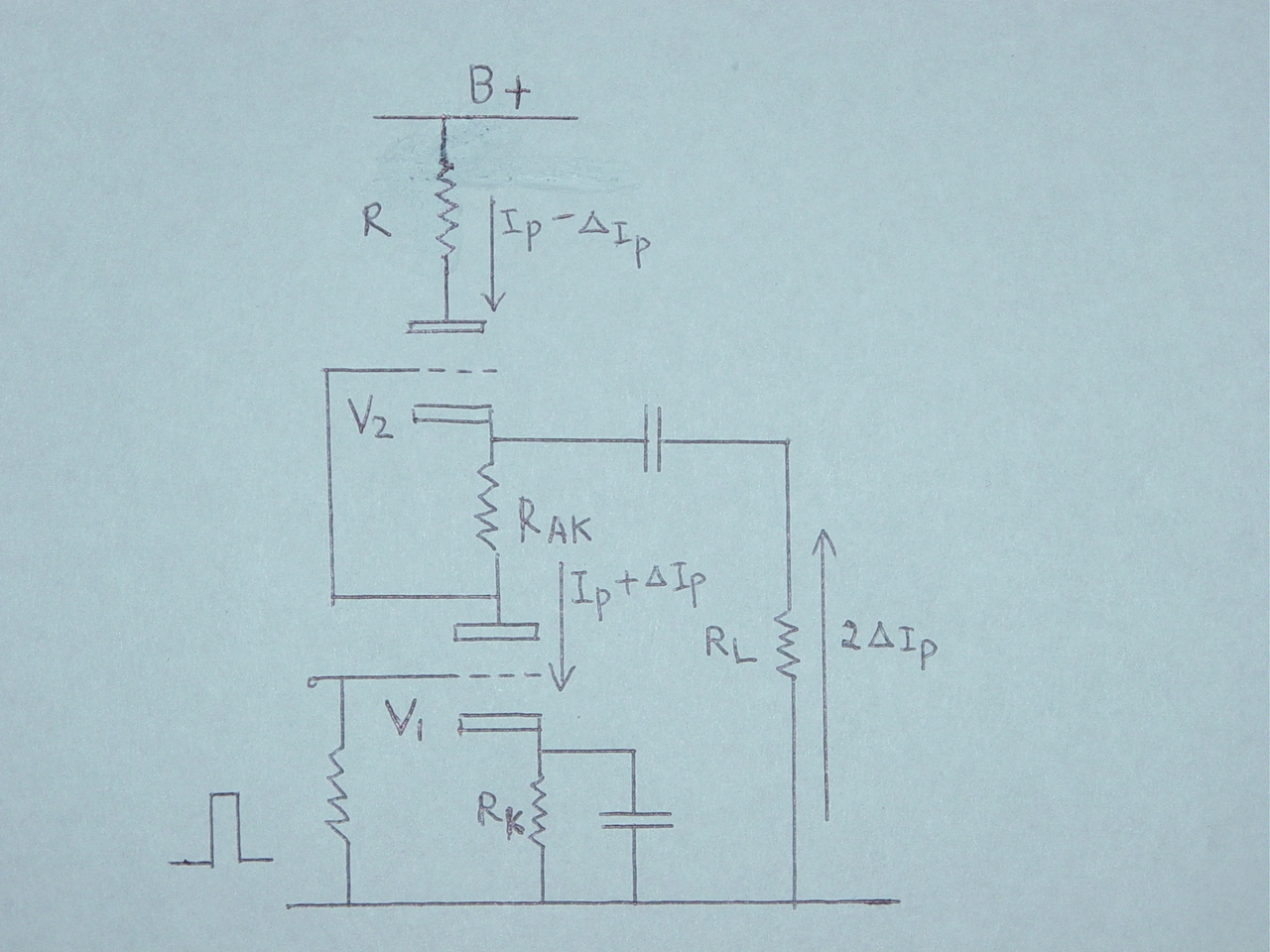 SRPP Amplifier Theory / Pictures | TTRadio